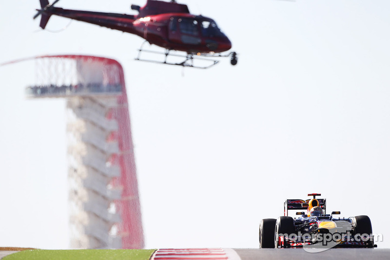 Will Vettel's domination continue in qualifying for the US Grand Prix pole?