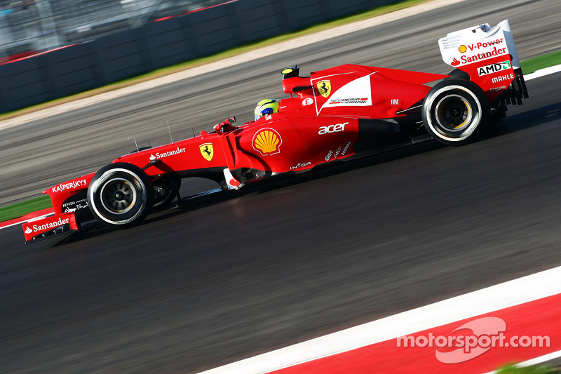 Massa's deliberate penalty gives Alonso title boost