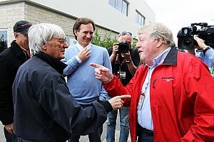 Ecclestone happy F1 to get 2012 title showdown