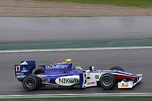 GP2 Preview Trident Racing brings three drivers to Jerez two-day test