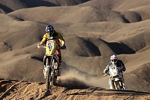 Dakar Breaking news A new twist in the 2013 Dakar
