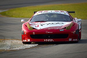 Grand-Am Breaking news Papis, Lazzaro, Segal, and Assentato aim for 2013 GT championship