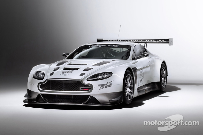TRG and Aston Martin team up to contest Grand-Am and ALMS in 2013