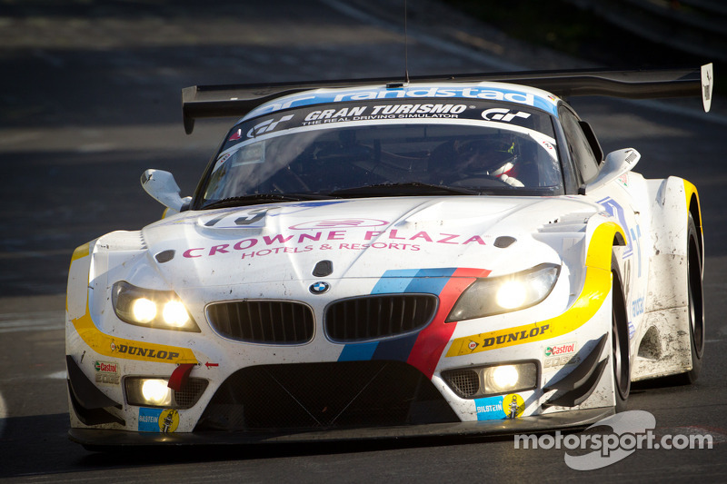 BMW announces new GTE version of the BMW Z4 GT3 in 2013