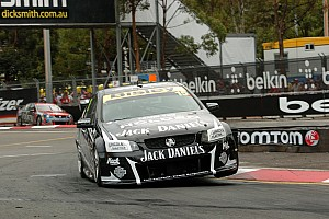 Supercars Race report Solid 2012 finale for Jack Daniel's Racing in Sydney