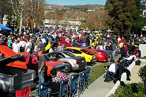 Holiday car show caps coast to coast weekend for John Force
