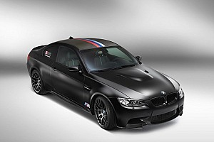 BMW M celebrates DTM triumph with BMW M3 DTM Champion Edition model