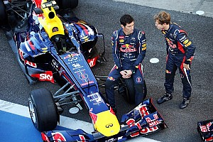 Formula 1 Rumor Webber - Red Bull 'knows' I can beat Vettel