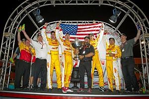 IndyCar Special feature Hunter-Reay looks forward to his first ROC challenge