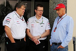 Formula 1 Breaking news Haug denies Lauda pushed for F1 axe