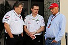 Haug denies Lauda pushed for F1 axe
