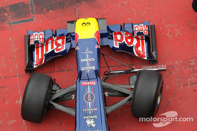 FIA feared F1 to be too slow in 2014: back to 2012 aero specs