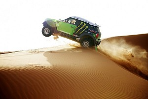 "Dakar Breaking news We are entering ""Mini Time""!"