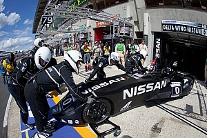 Top moments of 2012, #10: DeltaWing: DeltaWing is go!