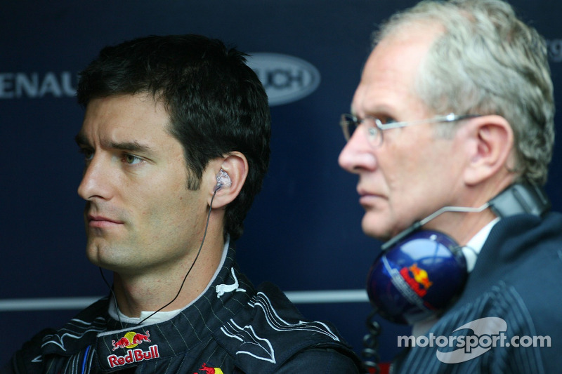 Marko not expecting Webber to beat Vettel in 2013