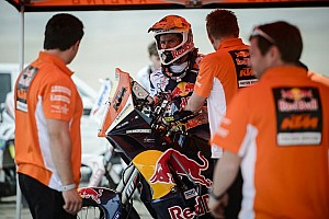 Dakar Breaking news Time to get down to business