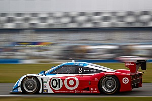 Grand-Am Testing report Chip Ganassi Racing Daytona completes 24H testing