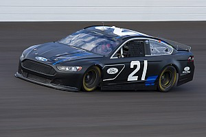 Wingo's winter of work ready testing at Daytona
