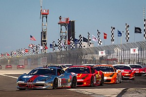 Ferrari Breaking news Ferrari Challenge opens season at Daytona