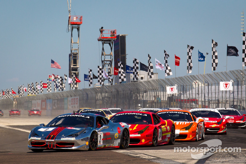 Ferrari Challenge opens season at Daytona