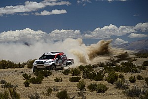 Dakar Breaking news A sucessfull first Dakar week for Imperial Toyota drivers