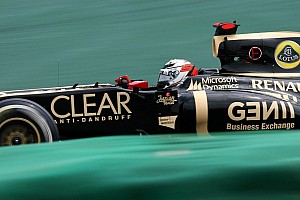 Formula 1 Breaking news Lotus offered Raikkonen faster car - Parr