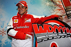 Alonso and Massa no 'dream team' - Domenicali