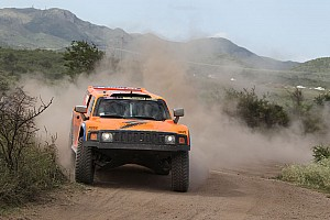 Dakar Stage report Gordon takes shortened stage 11 victory