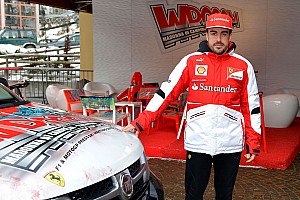 Formula 1 Breaking news Wrooom 2013 – Alonso not getting involved in politics