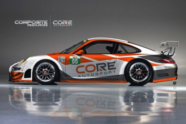 CORE autosport launches Porsche GT campaign - video