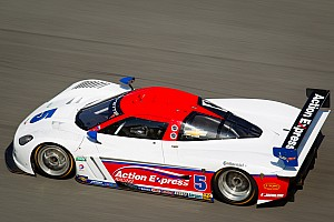 Grand-Am Preview Action Express Racing ready to open 2013 with Daytona 24