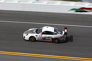 Grand-Am Qualifying report Park Place Motorsports has mixed results in Daytona 24H qualifying