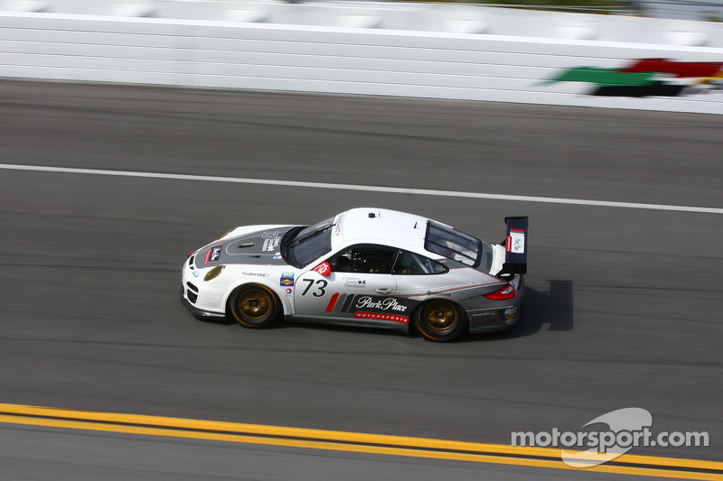 Park Place Motorsports has mixed results in Daytona 24H qualifying