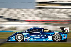 Spirit of Daytona fifth on Daytona 24H grid