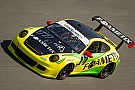 Burtin and his FOAMETIX/Z-Value Porsche team satisfied with qualiying at Daytona