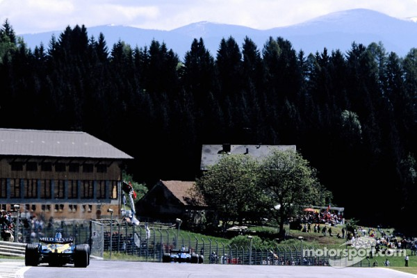 Mateschitz ready to bring back Austrian GP soon