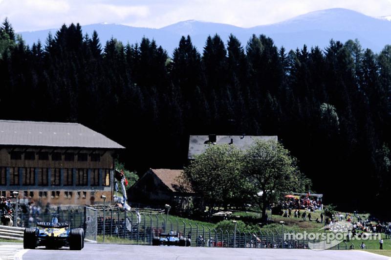 Mateschitz ready to bring back Austrian GP soon