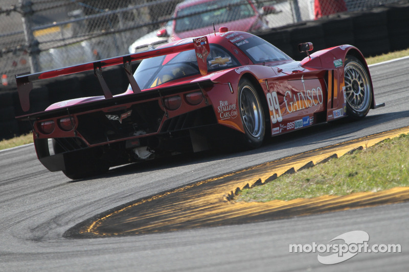 Memo Gidley pleased with his first stint in Rolex 24 at Daytona
