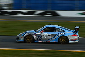Grand-Am Race report Park Place/Racing4Research fight back from problems at the Rolex 24 At Daytona