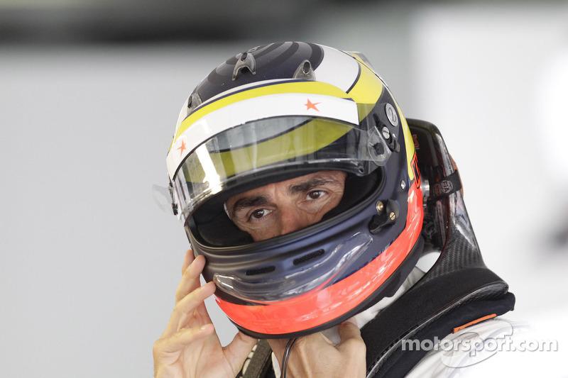 Ferrari's Jean Todt turned me down - de la Rosa