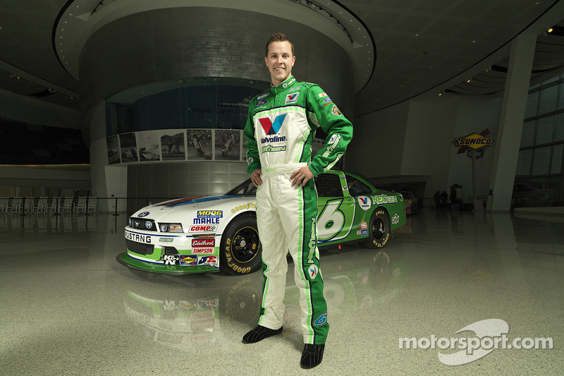 Roush Fenway, Valvoline extend winning partnership