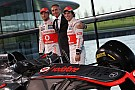 Whitmarsh excited to showcase McLaren's new challenger - video
