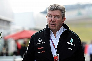 Formula 1 Rumor Ecclestone hints Mercedes can live without Brawn