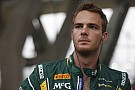 Giedo van der Garde confirmed as Caterham F1 Team race driver