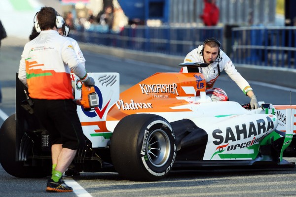 Rossiter hits mechanic in Jerez pitstop