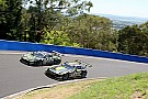 Mercedes and Ferrari on Bathurst 12H front row