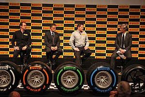 Pirelli announces nominations for start of 2013 season