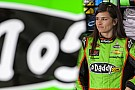 Danica's day at Daytona