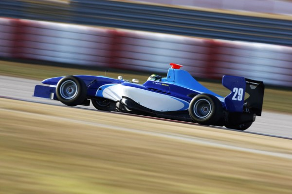 Bamboo Engineering to enter GP3 championship