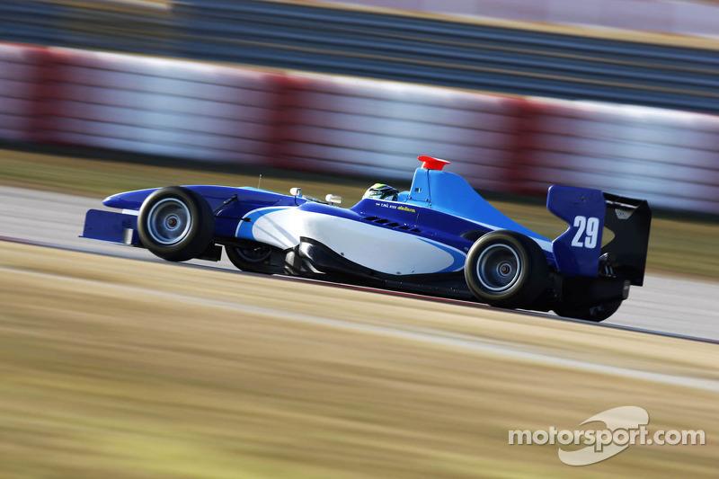Bamboo Engineering to enter GP3 championship